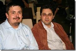 Tudor Galos si Bogdan Musat la Web Club 9 mai 2008 121