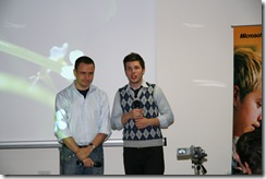 Calin Fusu-Neogen si Emi Gal anunta parteneriatul pe vertimo Web Club 9 mai 2008 209