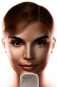 carmen, voce virtuala in limba romana
