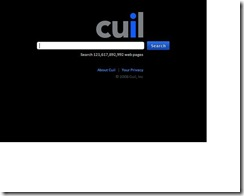 search engine Cuil