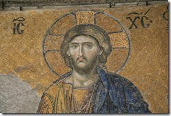 mozaic, Sfanta Sofia, istanbul