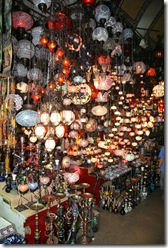 lampi arabesti la istanbul