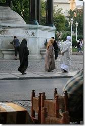 imam plimbandu-se prin istanbul