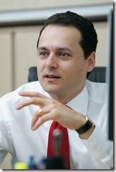 Marius Ghenea, presedintele pcfun.ro