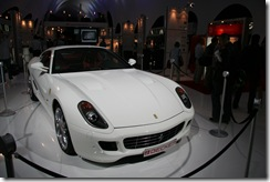 IFA 2008.Sistem de sunet pentru Ferrari