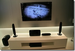 IFA 2008. Sistem home theatre Samsung