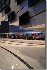 IFA 2008. Pavilion Samsung