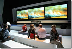 IFA 2008.Pavilionul Panasonic