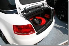IFA 2008.sistem de sunet pentru masina. subwoofer-ul sta in portbagaj