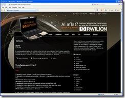 concurs HP Pavilion