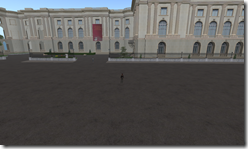 Virtual Bucharest in Second Life