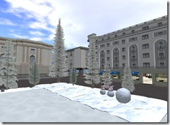 Virtual Bucharest_winter_park