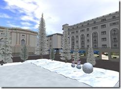 Virtual Bucharest_winter_park