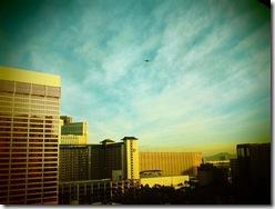 Las Vegas. sunrise