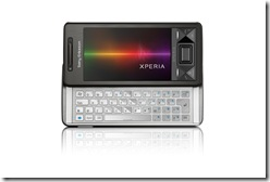 Sony Ericsson Xperia X1.a