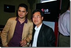 LG Romania Officials