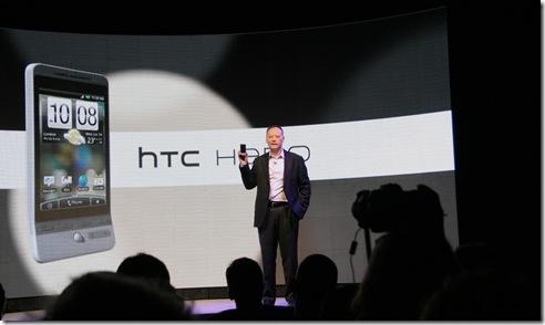 Peter Chou. CEO HTC