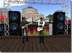 Avatare trupa Vice. Second Life. Virtual Bucharest