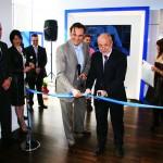 Romtelecom Yorgos Yoannidis, CEO,  Joerg Zeddies, Director Executiv Comercial, Segment Rezidenţial