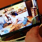 LG LCD monitor TV M2280