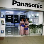Panasonic Showroom Unirea Sopping Center Bucuresti