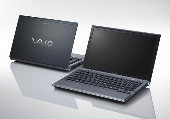 Sony Vaio Z 2010