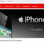 vodafone iPhone4