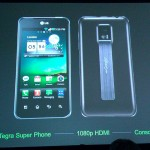 NVIDIA AND LG New SUPERPHONE