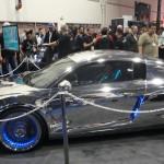 Steel Car al CES 2011