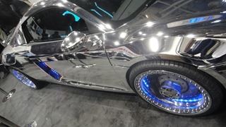 Steel Car at CES 2011