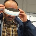 Victor Kapra Sony Head Mounted Display
