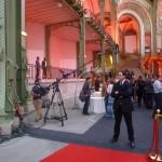 3D Camera LG CINEMA 3D TV Paris Launch