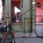 3D Camera LG CINEMA 3D TV Paris Launch (2)