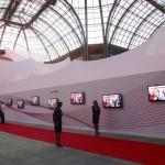 LG CINEMA 3D TV Paris Launch