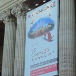 LG CINEMA 3D TV Paris Launch 3