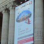 LG CINEMA 3D TV Paris Launch 3