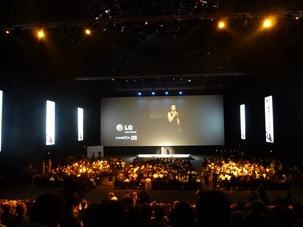 LG CINEMA 3D TV Paris Launch (3)