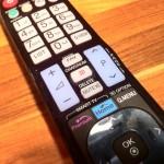 LG 3D remote