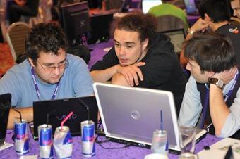 Yahoo! Open Hack Bucharest Romania