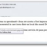 Eminem death malware