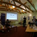 Robert Zanescu Bancpost la BIZ Social Media Summer Camp 2011
