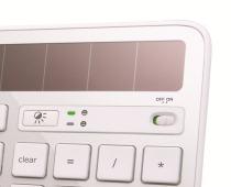 Logitech Wireless Solar K750