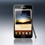 GALAXY Note_front