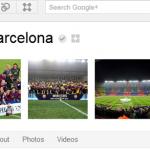FC Barcelona Google Plus