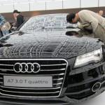 CES 2012 Audi