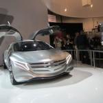 CES 2012 Mercedes