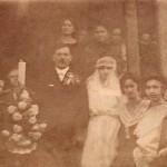 07 Nunta bunicilor,  Maria-Teodora,Nicolae Tache