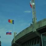 Roland Garros Romanian flag (800x600)