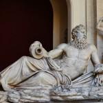 Sarcofag. Muzeul Vaticanului