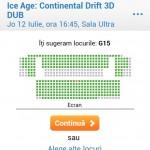 Cinemagia Vodafone bilet film